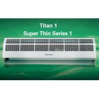 Buy cheap Titan 1 Series Compact Air Curtain or Air door By Super Thin Design from wholesalers
