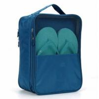 Buy cheap Lightweight Tote Shoes Travel Bag Organizer Customized Printed Convenient from wholesalers