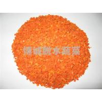 Buy cheap Factory Price For AD FD IQF Food Supplement Dry Vegetables Air-dried Carrot 3*3mm /10*10mm 7% Moisture from wholesalers