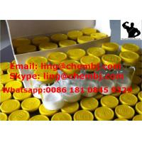 Buy cheap DSIP Delta Sleep Inducing Peptide DSIP 2mg/ vial Human Growth Hormone Peptides from wholesalers