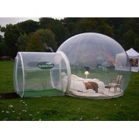 Buy cheap Transparent Inflatable Beach Sunset And Camping Clear Dome Inflatable Tent from wholesalers