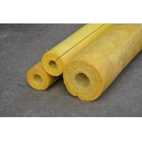 Buy cheap High Temp Glass Wool Pipe Insulation from wholesalers
