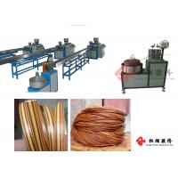 Buy cheap Plastic Wicker Making Machine / Single Screw Plastic Extruder / Artificial Rattan Extruder from wholesalers