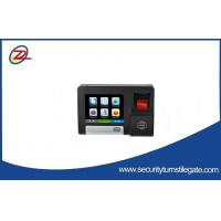 Buy cheap Automatic biometric fingerprint time attendance Machine standalone keypad from wholesalers
