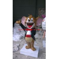 Buy cheap resin Jerry mouse figurine from wholesalers