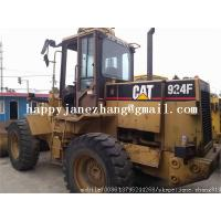 Buy cheap Used Wheel Loader Cat 924F (1999) from wholesalers