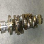 Buy cheap Machinery Engine Nodular Iron Crankshaft Casting Technology Applied from wholesalers