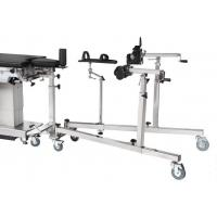 Buy cheap Premium 304 Stainless Steel Hydraulic Operation Table For Hospital Clinic product