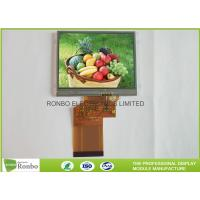 Buy cheap 3.5 Inch TFT LCD Screen 320 * 240 High Brightness RGB Interface Compatible With LQ035NC211 product