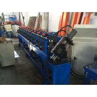 Buy cheap 1-3mm thickness Custom CZ Purlin Roll Forming Machine , Steel Section Profile Roll Forming Equipment from wholesalers