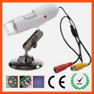 Buy cheap 25X-400X AV Handheld Digital Microscope product