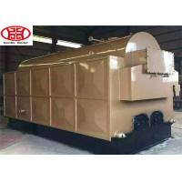 Buy cheap 0.5 Ton Industrial Wood Steam Boiler For Floating Fish Feed Extruder 500kg from wholesalers