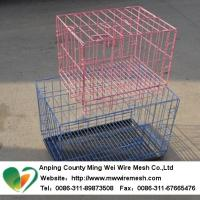 Buy cheap Rabbit breeding cages commercial rabbit cages wholesale from wholesalers