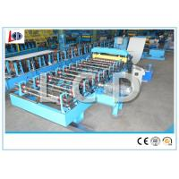 Buy cheap Sheet Roll Sandwich Panel Machine 40Cr Main Shaft Manual Feeding Non - Stop Cutting from wholesalers