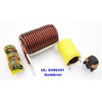 Buy cheap Air Core Toroidal Coil  MnZn Power Ferrite  Magnetic Wires For AC / DC  Power from wholesalers