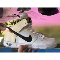 Buy cheap Unisex Off White x Nike Dunk SB High CLR5209 Nike Sneakers online discount Nike shoes www.apollo-mall.com from wholesalers