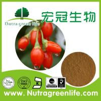 Buy cheap pure natural Goji Berry Extract from wholesalers