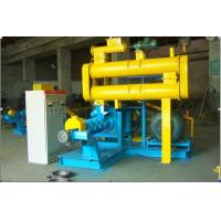 Buy cheap 150-2000kg Pets Birds Fish Feed Extruder Machine / Puffing Machine CE Approved from wholesalers
