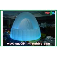 Buy cheap Outdoor PVC / Oxford Cloth Inflatable LED Show Tent , Customized LED Bar Counter from wholesalers