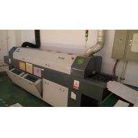 Buy cheap Medium size 6 heating zones smt reflow oven for pcb reflow soldering from wholesalers