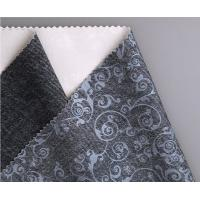 Buy cheap 100% poly printed velvet fabric wholesale african wax print fabric from wholesalers