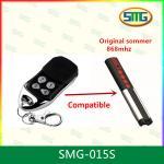 Buy cheap SOMMER remote SOMMER garage door transmitter SOMMER garage door radio control from wholesalers