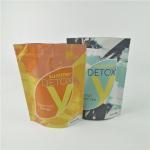 Buy cheap Food Grade Green tea packaging Custom printed tea bags with logo from wholesalers