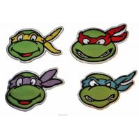 Buy cheap Teenage Mutant Ninja Turtles Characters Embroidered Patches from wholesalers