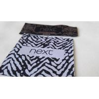 Buy cheap Custom woven labels for clothing, custom garment labels, china woven label from wholesalers