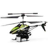 Buy cheap Double Propellers Alloy Infrared Remote Control Helicopter 3.5 Channels with Gyro+Colorful Lights+Auto Demo Function+Unique Bubble Shooting Function from wholesalers