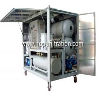 Buy cheap Super High Voltage Transformer Oil Purifier,decolorization,degassing,dehydration machine from wholesalers