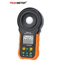 Buy cheap Digital LED Luxmeterlight Intensity Meter , Automatic Light Measuring Instrument from wholesalers