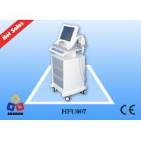 Buy cheap 15 Inch Touch Screen High Intensity Focus Ultrasound For Skin Collagen Remodeling from wholesalers