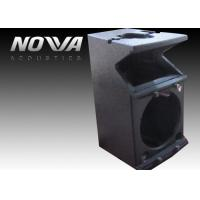 Buy cheap 400 Watts Single Passive Nightclub Speaker Systems Line Array 12 inch from wholesalers