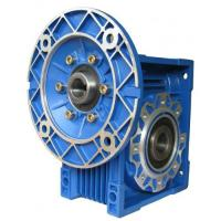 Buy cheap NMRV small worm gear drive with shaf  flange input output worm gear reducer from wholesalers