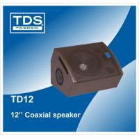Buy cheap High Quality 12inch Coaxial Transducer TD12 Professional Audio Coaxial Loudspeaker from wholesalers