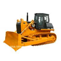Buy cheap Yellow Shantui Hydraulic Bulldozer Cummins Engine 0.077Mpa SD22 Construction Machinery from wholesalers