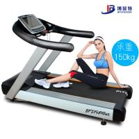 Buy cheap Best commercial treadmill machine,cheap fitness electric treadmill,cardio motorized treadmill motor from wholesalers