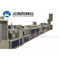 Buy cheap Multi Purpose PET Bottle Recycling Machine PET Strap Band Extruding Making Line from wholesalers