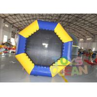 Buy cheap Interesting Inflatable Water Game 0.9mm PVC DIA 4M EN14960 CE from wholesalers