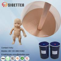 Buy cheap Medical Grade Liquid Silicone Rubber for Silicone Reborn Baby Dolls from wholesalers