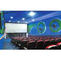 Buy cheap Attractive 4D Cinema System Pneumatic / Hydraulic / Electric System product