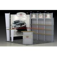 Buy cheap 3mx3m Exhibition Display Booth Exhibition Stands Fair Booth Shell Scheme from wholesalers