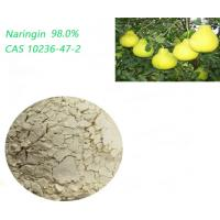 Buy cheap Natural Citrus Aurantium Powder Naringin Extract Light Yellow In Nutritional Supplements from wholesalers