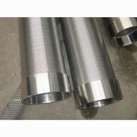 Buy cheap Rod Based Vee-Wire Screens / WELL SCREEN TUBE / WEDGE WIRE STRAINER PIPE / JOHNSON SCREEN TUBE from wholesalers