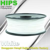 Buy cheap Industrial HIPS 3D Printer Filament 1.75 / 3.0mm Common 3D Printing Materials product