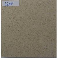 Buy cheap K3200 Granule Quartz Countertop Slabs With One Pre Drilled Faucet Holes from wholesalers
