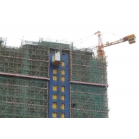 Buy cheap Frequency Control Motors Rack Pinion Building Site Hoist from wholesalers