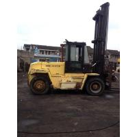 Buy cheap Used Hyster 16T forklift truck with 5m lifting height for sale from wholesalers