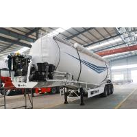 Buy cheap used cement  silo tank 55 bulk cement trailer bulk semi trailer cement trailer price - TITAN VEHICLE from wholesalers